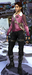 Relic Run Outfit Bomber Pink
