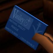 Mathias Vasiley Card