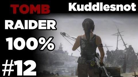 12 - Tomb Raider 100% Shipwreck Paradise