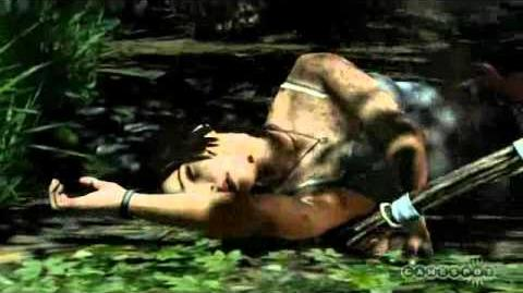 """Tomb Raider (2013) E3 2012 Extended """"Woman vs Wild"""" Gameplay"""