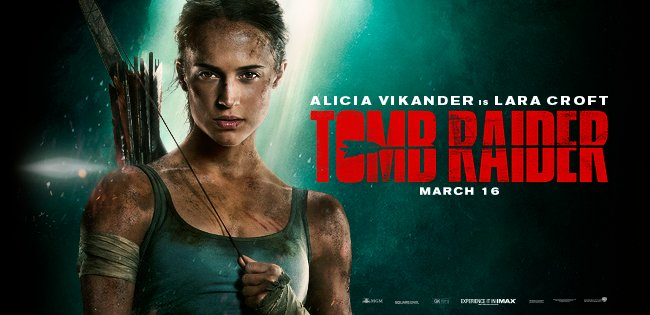 image tomb raider movie banner 2 jpg lara croft wiki fandom