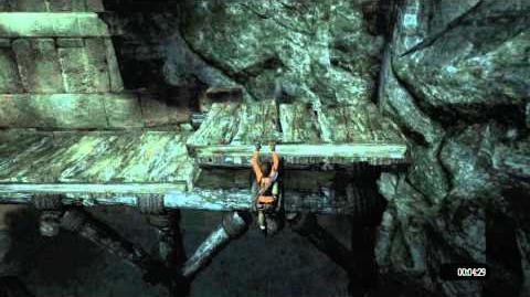 Tomb Raider Anniversary - Time Trial 1.1 - Peru - Mountain Caves