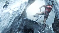 Lara Mountain Climbing