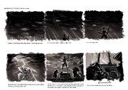Lara's Parents Storyboard
