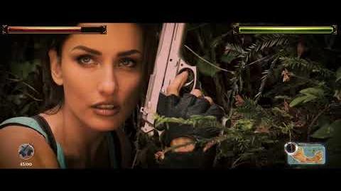 Tomb Raider THE JOURNEY (fan film starring Tatiana Neva, game walkthrough format)
