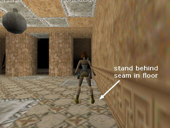 Tomb Raider 1996 Game Walkthrough Lara Croft Wiki Fandom