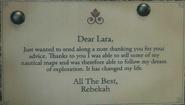 Rebekah Note