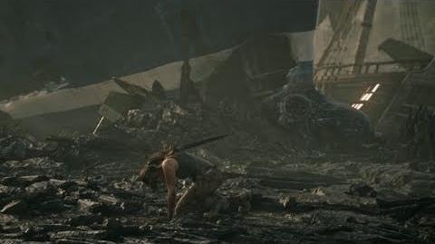 "Tomb Raider ""Turning Point"" Debut Trailer"