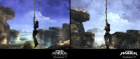Tomb Raider Trilogy Comparison 4