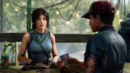 Lara and Abby