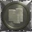 Treasure silver trophy