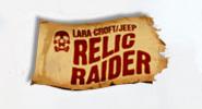 Relic Raider Banner