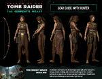 SOTTR Myth Hunter Outfit