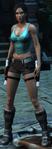 Gol lara croft outfit