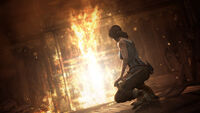 Tomb Raider Screenshot Inferno