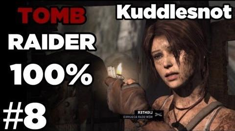 8 - Tomb Raider 100% A Shanty Town Adventure