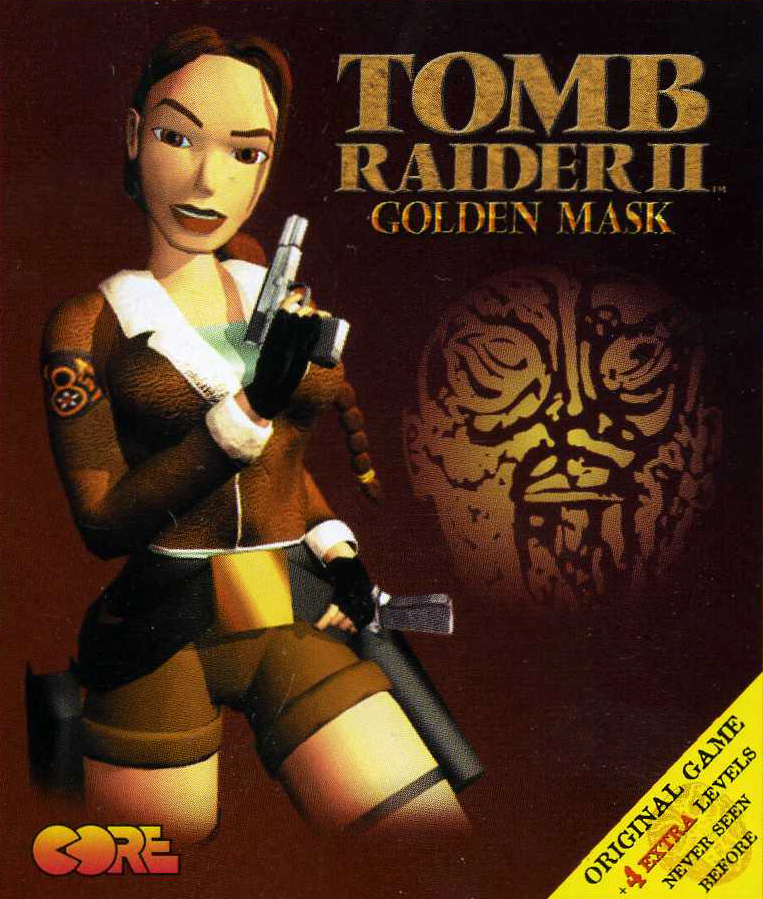 Tomb Raider Ii Golden Mask Lara Croft Wiki Fandom