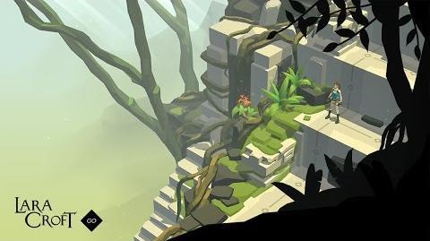 Lara Croft GO/Videos