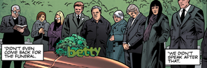 Betty Funeral