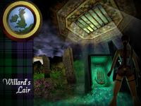 Willard's Lair Loading Screen