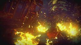 Baba Yaga confronts Lara