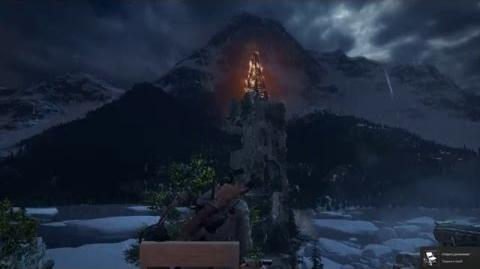 Rise of the Tomb Raider - Quiet Time Achievement Trophy Guide