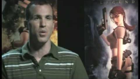 Tomb Raider Legend First Look
