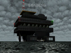 Offshore Rig Location
