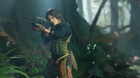 Shadow of the Tomb Raider – The Forge Trailer NR