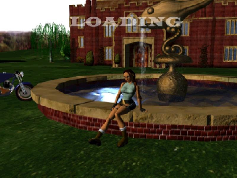Lara S Home Tr1 Lara Croft Wiki Fandom