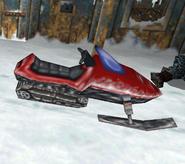 TRII Snowmobile
