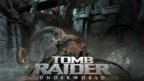 Tomb Raider Underworld Launch Trailer HD
