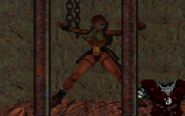 Lara in Original Shadow Warrior
