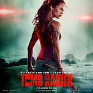 Tomb Raider alternate teaser poster