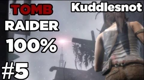 5 - Tomb Raider 100% One woMAn Army