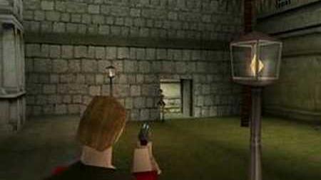 Lara and Larson Tomb Raider 5