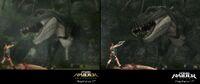Tomb Raider Trilogy Comparison 5