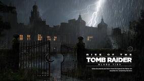 Blood Ties title screen