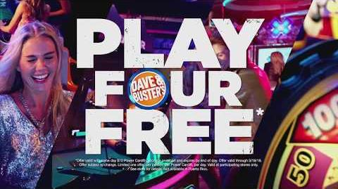 Dave & Buster's Tomb Raider Play 4 Adventurous Games Free