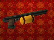 TR II - Harpoon Gun