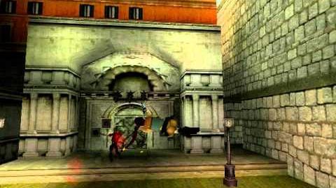Tomb Raider Chronicles - Larson ( boss)