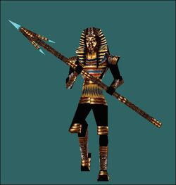 Cleopatra's Guard