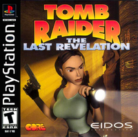 Tomb Raider IV Cover