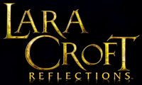 Lara Croft Reflections