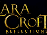 Lara Croft: Reflections/Artwork