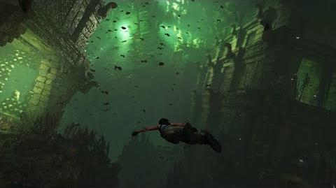 Shadow of the Tomb Raider - Underwater Survival