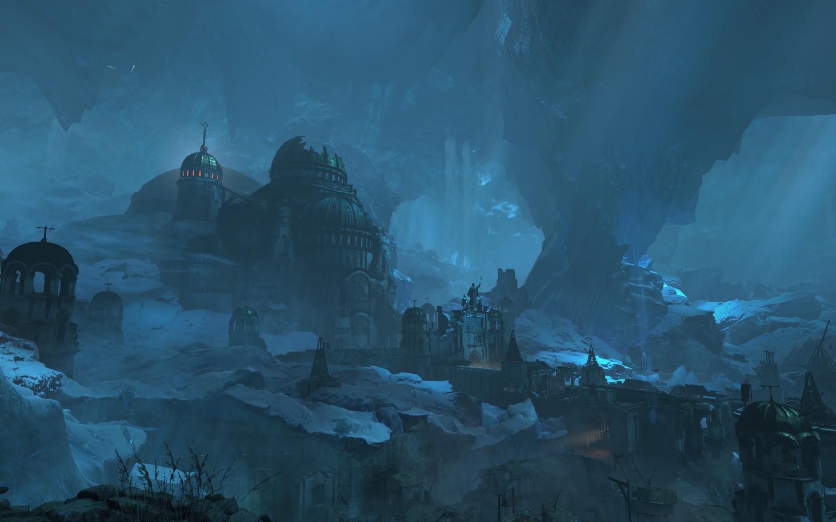 Imagen de Kitezh en el videojuego 'Rise of the Tom Raider'