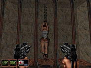 Lara in Shadow Warrior