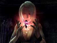 Amanda with Wraith Stone
