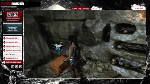 (SOG) Looking For Trouble & Bag Full O' Cache (100% Plus Navigation) Unlock (TOMB RAIDER)